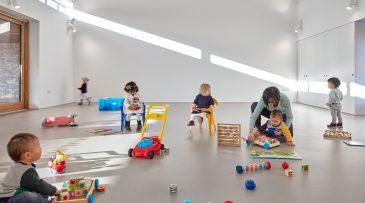 Classroom at Eddington Nursery