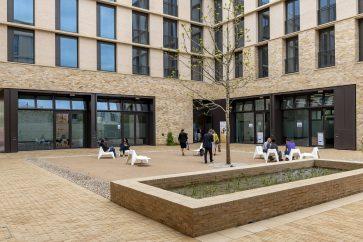 Postdoc Centre - Explore - Eddington Cambridge