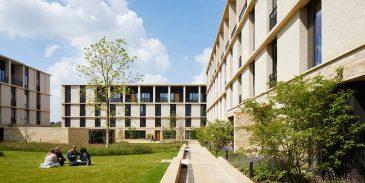 key worker housing eddington